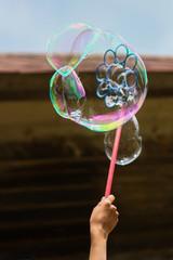 Making Bubbles