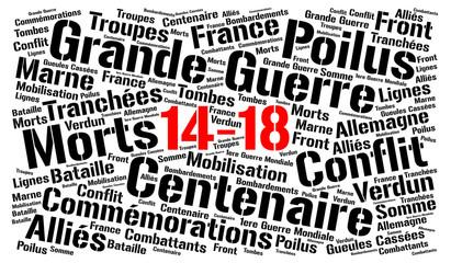 Guerre 14-18 en France