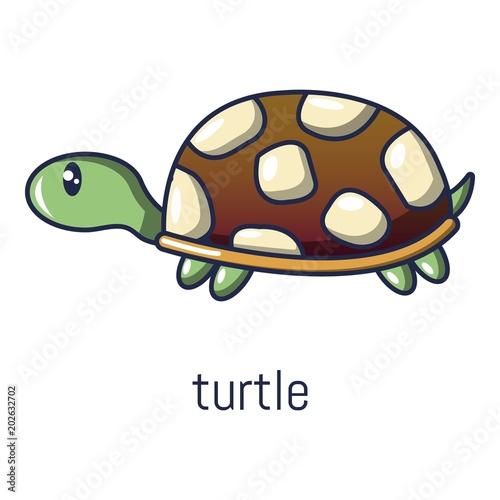 turtle icon cartoon illustration of turtle vector icon for web