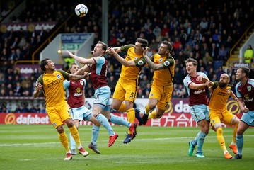 Premier League - Burnley v Brighton & Hove Albion