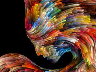 Emergence of Inner Palette