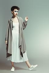 elegance and femininity