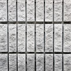 brick block wall background