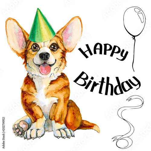 Image result for Birthday dog red