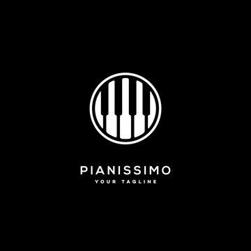 Pianissimo logo