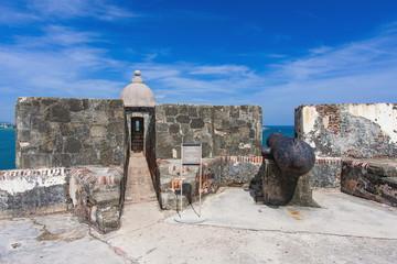 エル・モロ要塞