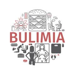 search photos bulimia