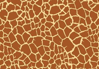 giraffe texture pattern seamless repeating brown burgundy white safari zoo jungle print