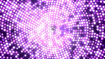 Background with nice abstract glowing LEDs