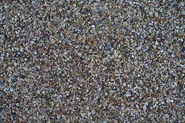 Background of pebbles