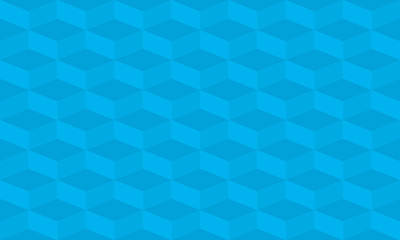 Blue seamless block pattern.Vector busines pattern with blocks.