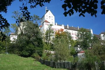 Schloss im Chiemgau