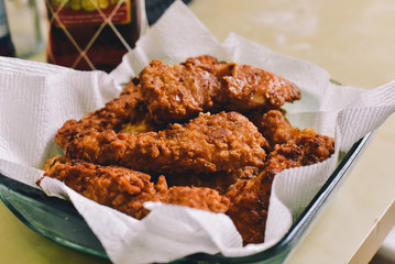 Savory Chicken Tenders