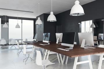 Fototapete - Light office interior