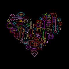 Disco Party Heart