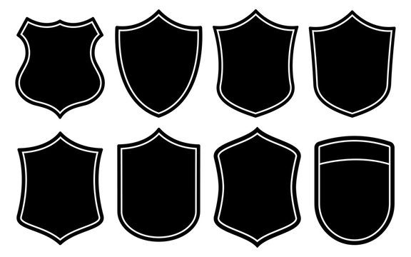 Badge Shape Set