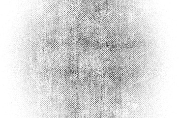 Grunge Black And White Urban Vector Texture Template. Dark Messy Dust Overlay Distress Background....