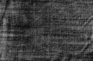 Dark Grunge Chaotic Pattern. Fantasy Abstract Texture Made Of Ink Paint. Monochrome Worn, Scuffed Background. Textile And Fabric Sample Design. Urban Modern Wallpaper. Spotted Backdrop Image