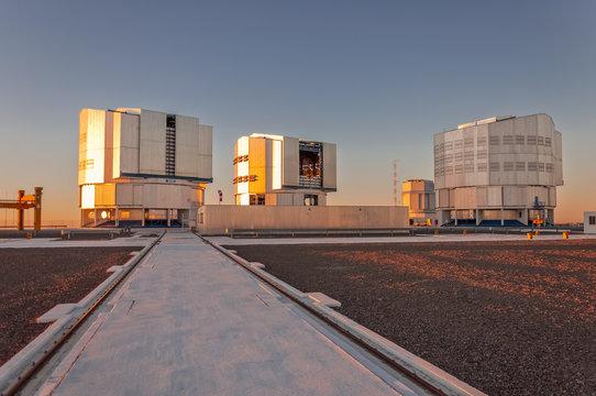 European Very Large Telescope Chile