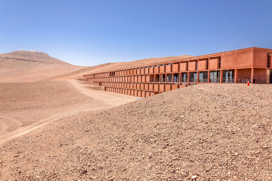 La Residenzia and the European Very Large Telescope in Paranal, Chile