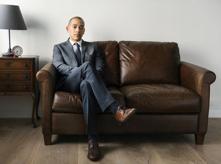 Businessman solo