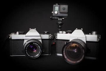 cámaras fotográficas