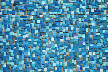 close up on mosaic background for design