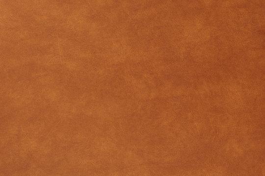 茶色い革の背景素材