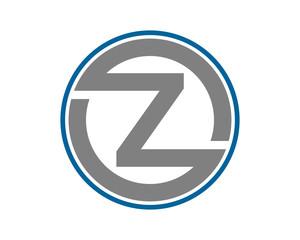 circle initial letter typography typeset logotype alphabet font image vector icon logo symbol