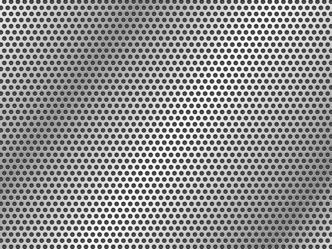 abstract silver metalic texture sheets