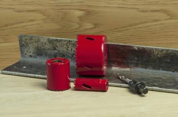 bimetallic tool