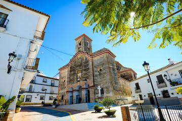 Iglesia de Ntra. Sra. de Santa Ana, Manilva, Andalusia, Spain