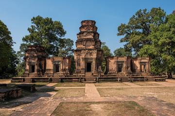 Kambodscha - Angkor - Prasat Kravan