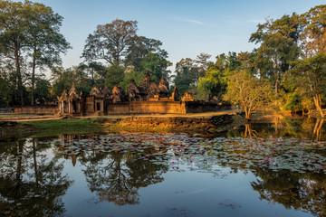 Kambodscha - Banteay Srei Temple