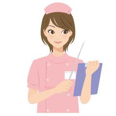 がんばるオンナノコ 看護師さん