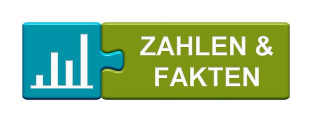 Puzzle Button zeigt Zahlen und Fakten