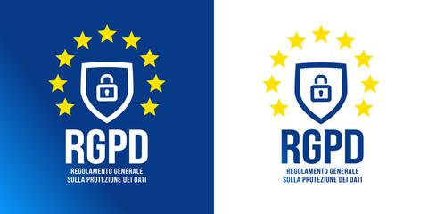 RGPD - Regolamento generale sulla protezione dei dati