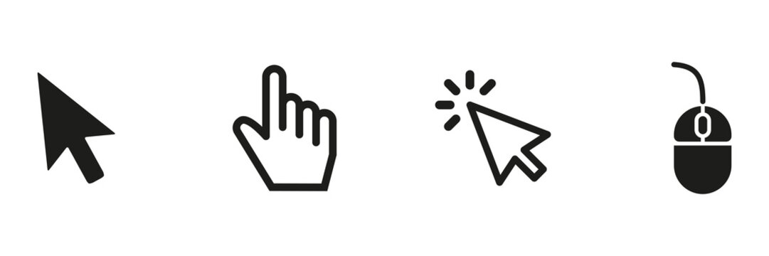 Symbol-Set - Mauszeiger