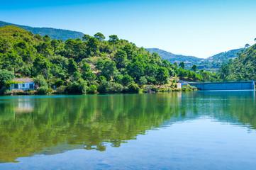 Presa del Guadalmina, Benahavis, Andalusia, Spain