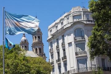 Touristic destination in Buenos Aires, Argentina