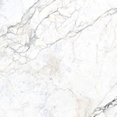 White marble texture and background for design pattern