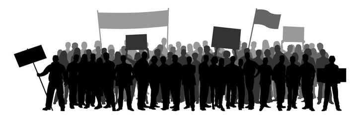 Manifestation Grève