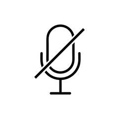 The microphone icon is disabled.