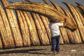 pimentel beaches in chiclayo - Peru