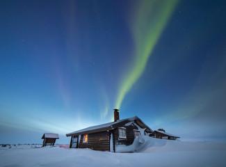 Aurora chimney