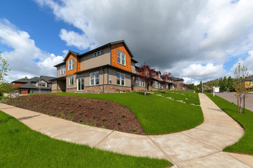 Brand New Town Houses for Sale in Suburb