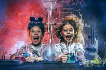 explosion in laboratory