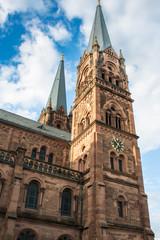 Johanniskirche in Freiburg/Breisgau