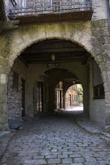 Fototapeta Arco del camino