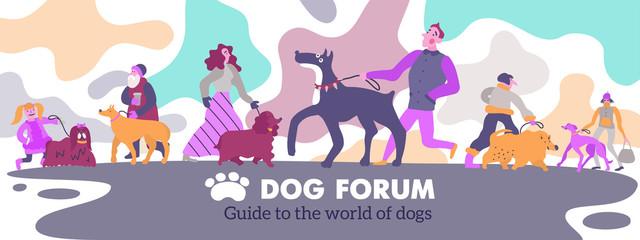 Dog Forum Header